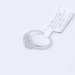 6972229393574Silver GZ Zircon Flower Ring (3)